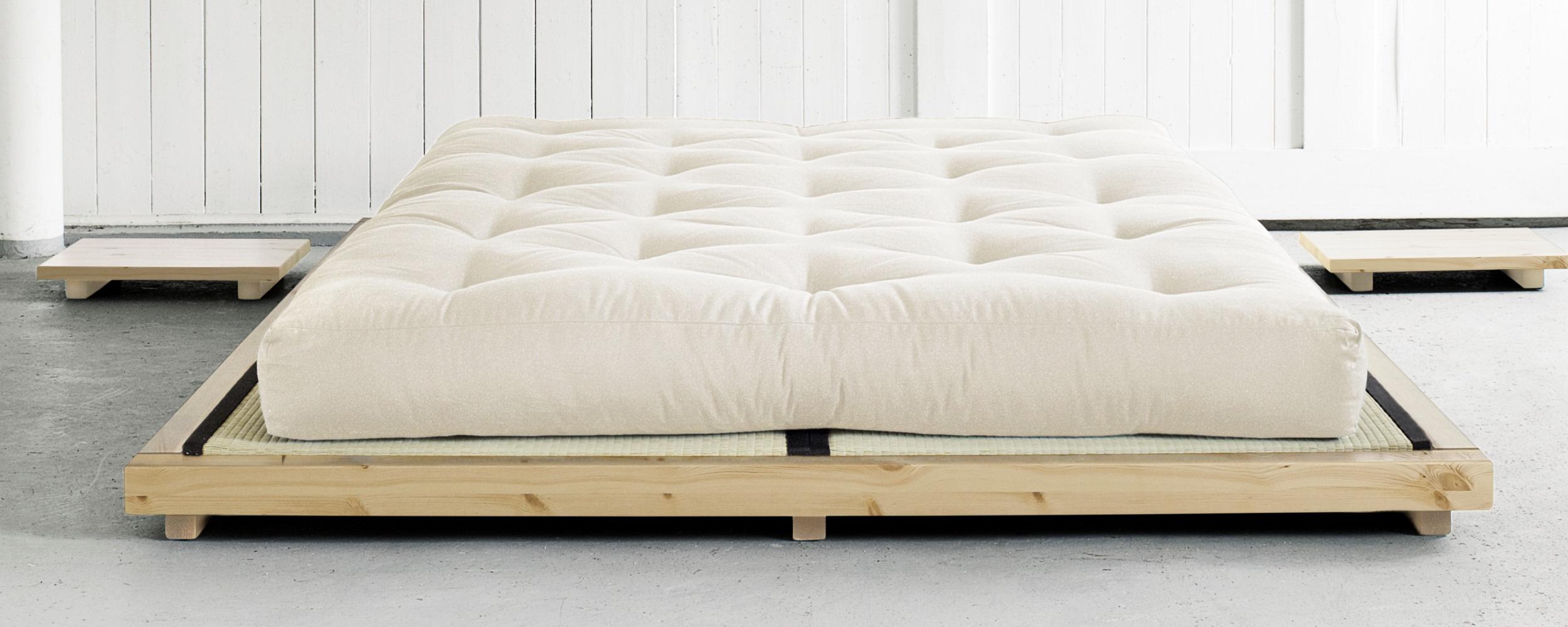 proč spát na futonové posteli ?